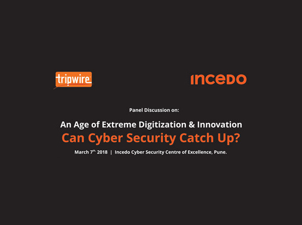 Panel Discussion on 'An Age of Digitization and Innovation: Can Cyber Security Catch Up?'