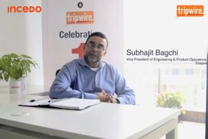 Subhajit Bagchi, Vice President of Engineering & Product Operations, Tripwire