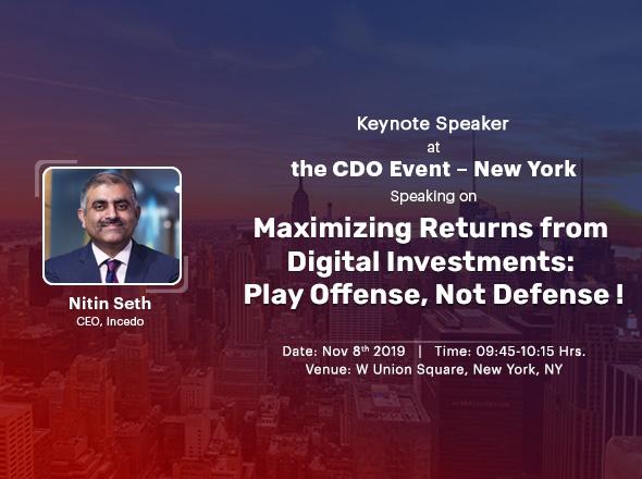 CDO Event – New York